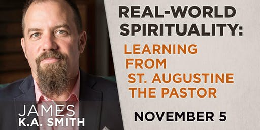 Gospel Gathering with James K. A. Smith