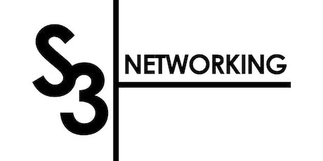 S3 Networking Event Launch tickets