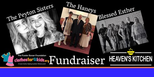 The Peyton Sisters & The Haneys