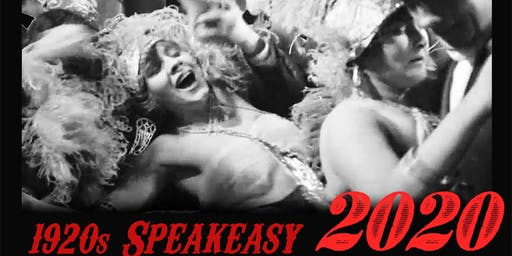 New Year's Eve Speakeasy ~ Cafe Bar Europa