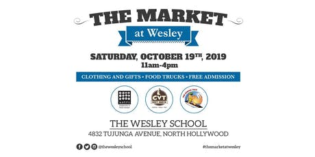 The Market at Wesley tickets