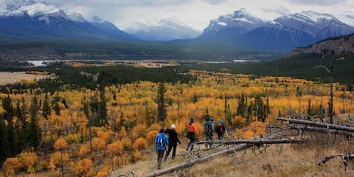 Fall Hike in Kananaskis - Lillian Lake