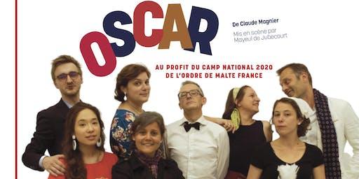 Oscar présenté par les Jeunes de l'Ordre de Malte