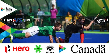 FIH Olympic Qualifier Canada vs Ireland   tickets