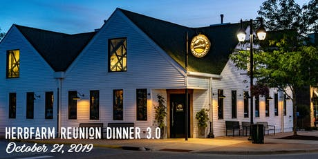 Herbfarm Reunion Dinner 3.0 tickets