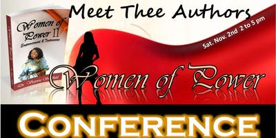 Women of Power Conference & Book Tour