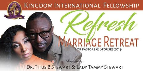 2019 Marriage Retreat tickets