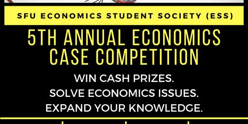 ESS 5th Annual Case Competition 2019