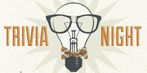 Adult Trivia Night November 2nd!!