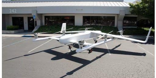 Monterey Bay DART Meetup – Cargo Drones