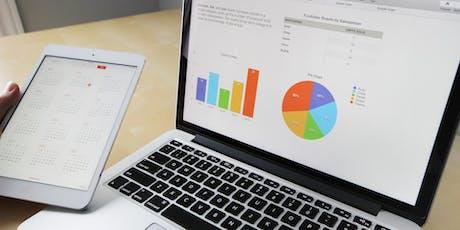 Excel Basics KANAB tickets
