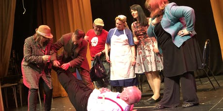 Pudsey Labour Murder mystery evening tickets