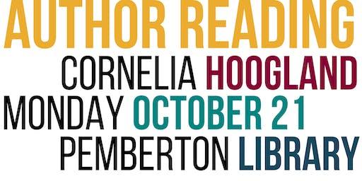 Author Reading: Cornelia Hoogland