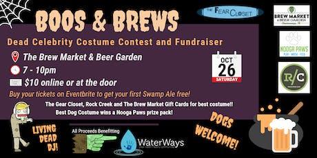 Boos & Brews tickets