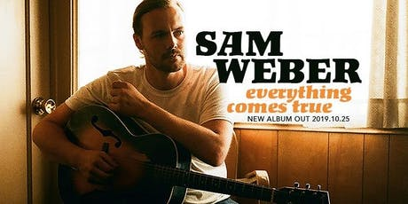 Sam Weber - Album Release Concert tickets