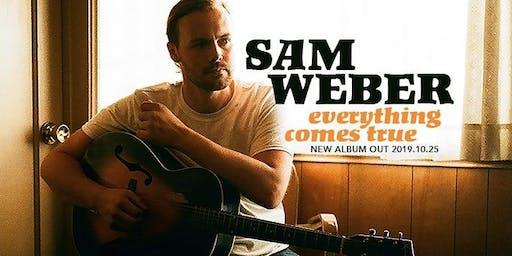 Sam Weber - Album Release Concert