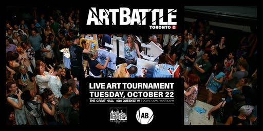 Art Battle Toronto - October 22, 2019
