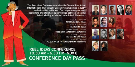 Reel Ideas Conference • Day Pass