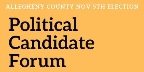 Political Candidate Forum tickets