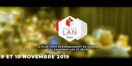 BorderLAN 12 - WonderLAN 2019