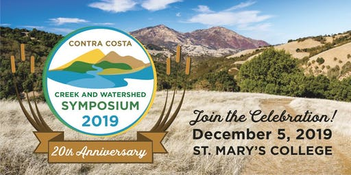 2019 Contra Costa Creek & Watershed Symposium