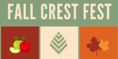2019 Fall Crest Fest tickets