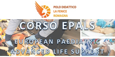 Corso EPALS - European Paediatric Advanced Life Support - IRC biglietti