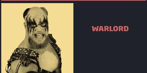 Warlord Meet & Greet Combo/WrestleCade FanFest 2019
