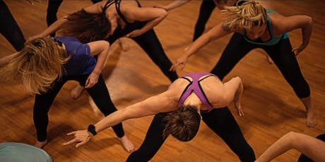 DANCEWITHIN new women's barefoot workout tickets