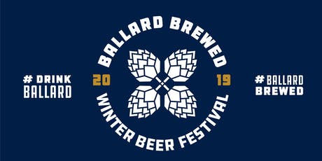 Ballard Brewed Winter Beer Festival tickets