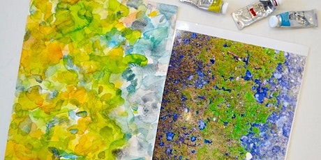Watercolor Nature Abstracts tickets