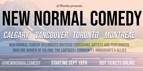 New Normal Comedy tickets
