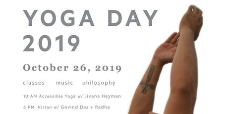 Yoga Day for Every Body - FREE tickets