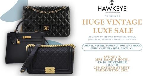 Sydney Vintage LUXE Handbags & Accessories 2 day sale 100% Authenticity