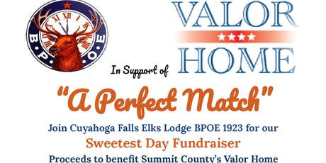 A Perfect Match-Valor Home Fundraiser tickets