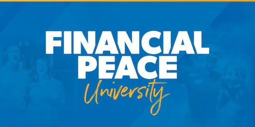 Financial Peace University - Bear Island Brewery