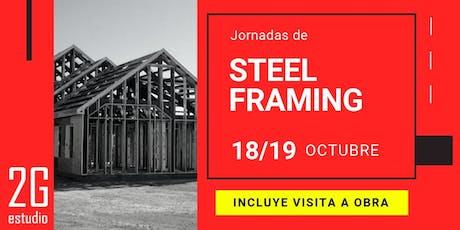 Jornadas de Steel Framing para Arquitectos entradas