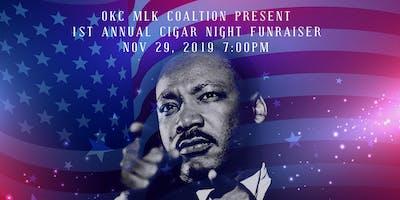 MLK CIGAR NIGHT FUNRAISER