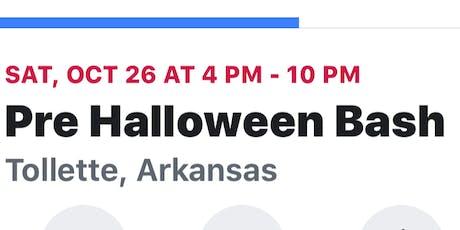 Halloween Carnival tickets
