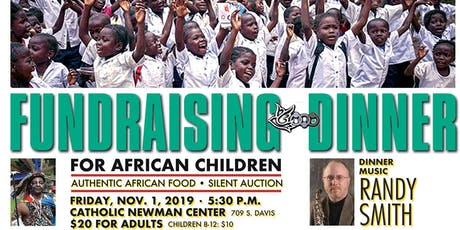 Fundraising Dinner for Needy Students in Congo-Kinshasa tickets