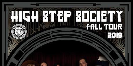 High Step Society, Sepiatonic, Nara @ The Starry Plough Pub tickets