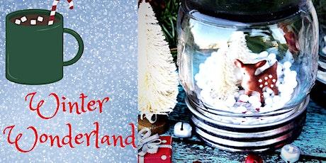 Winter Wonderland Snow Globe workshop (6yo & Up) tickets