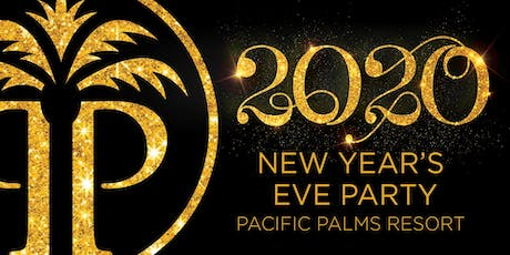 Pacific Palms Resort New Years Eve Party tickets