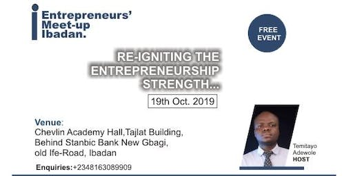 ENTREPRENEURS' MEET-UP IBADAN