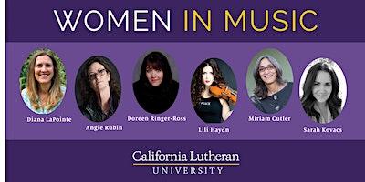 Women in Music - Making Change Happen
