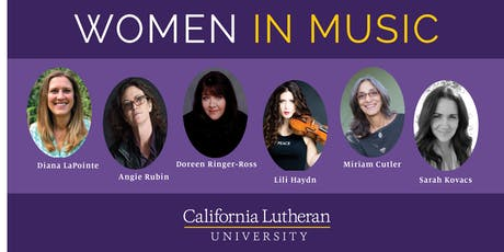 Women in Music - Making Change Happen tickets