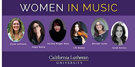 Women in Music - Making Change Happen tickets