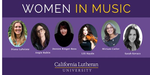 Women in Music - Making Change Happen