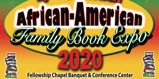 Detroit Book City's 4th Annual African- American Family Book Expo 2020