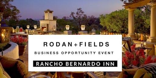 Rodan+Fields Business Opportunity Event